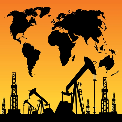 Oil prices are dropping worldwide.