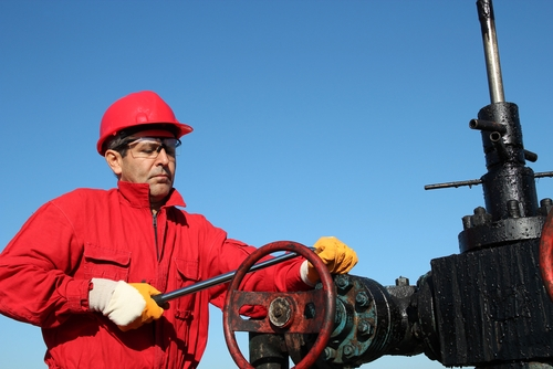 Texas counties leading the way for oil and gas job growth in 2014.