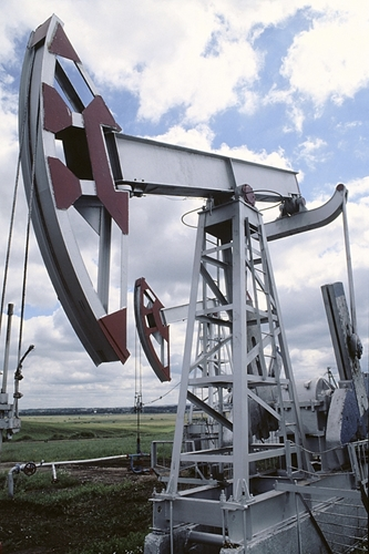 Texas oil production is up in June.