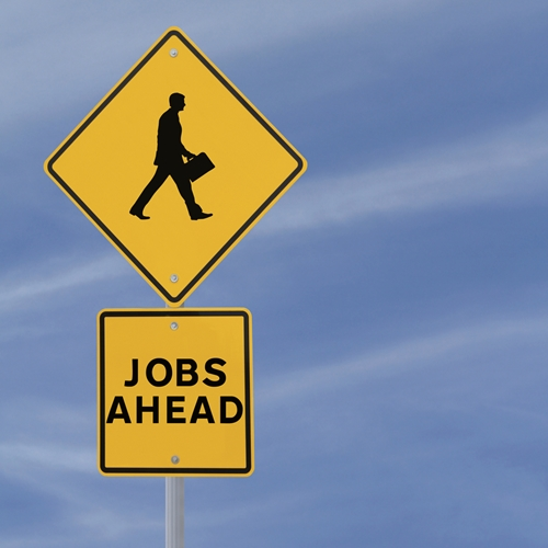 The Associated Press reports that January was a strong month for job creation.